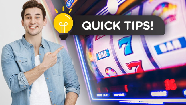 11 Tips for Playing Slots