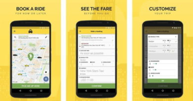 5 Popular Taxi and Ride-sharing Apps for Android Users in the U.S.