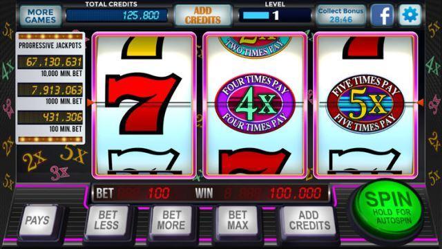 Free Classic Slot Machine Games