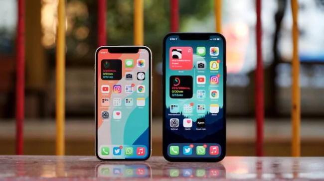 Apple iPhone 12 series