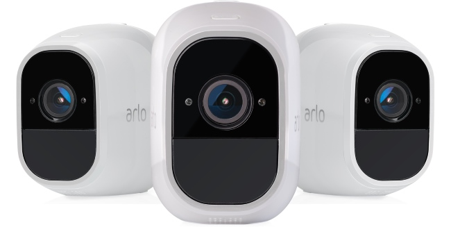 Arlo Pro 2 wireless security cameras
