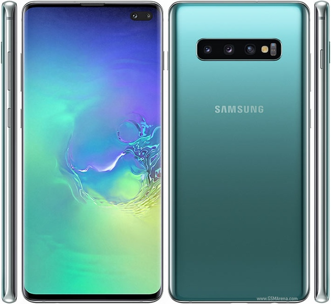 Availability of Samsung S10+ device