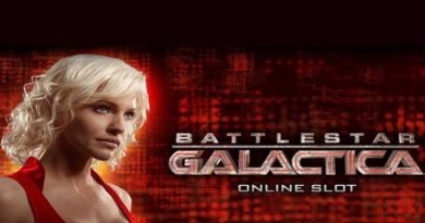 Battlestar Galactica Slot by Microgaming