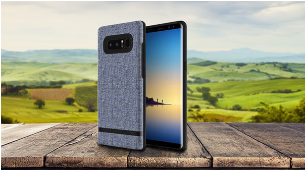 What are the ten best Samsung Galaxy Note 8 cases under $50 to buy online?