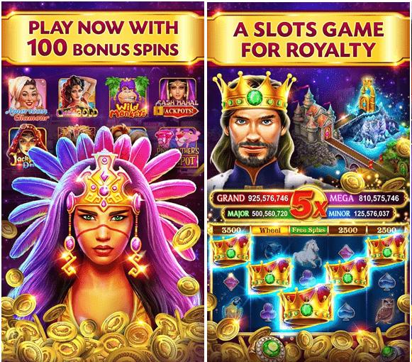 Caesars Slots App Review