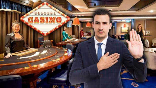 Casinos don't cheat