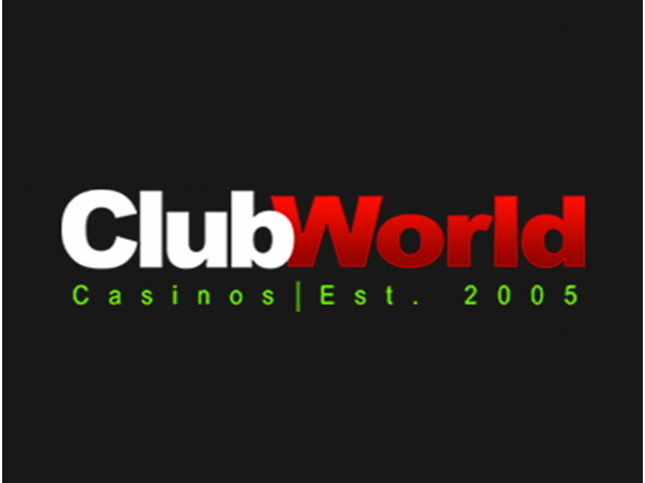Club World Casino- Logo