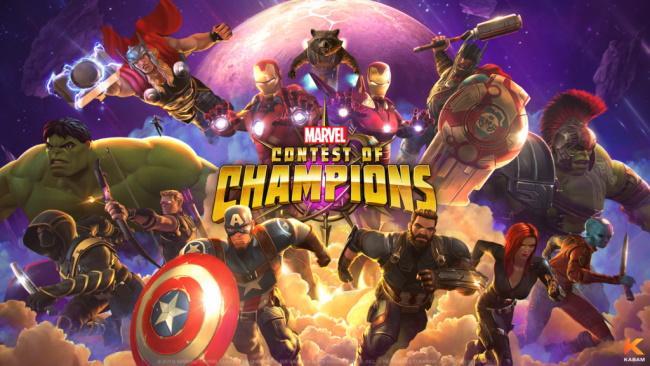 Contest of Champions