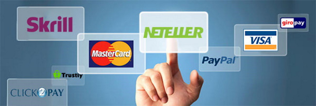 Different Types of Gambling Site Payment Methods