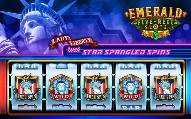 Five-reels slots