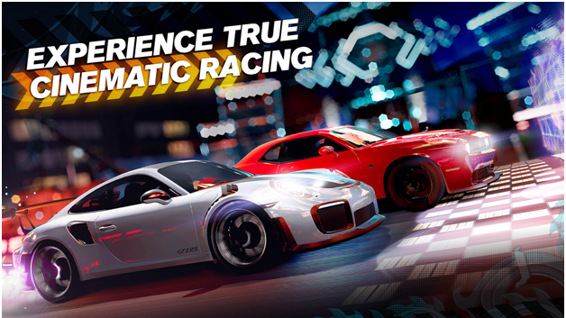 Forza Stree Game App Features