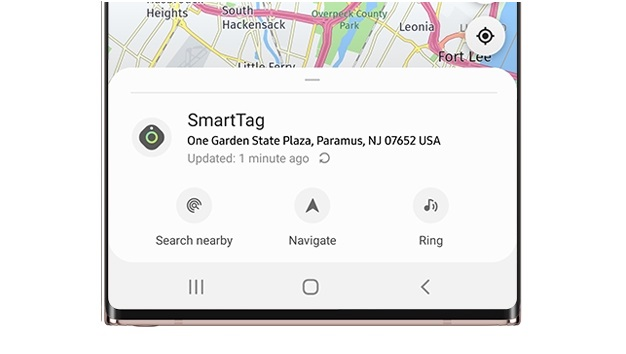 Galaxy SmartTag+ how to set up on mobile