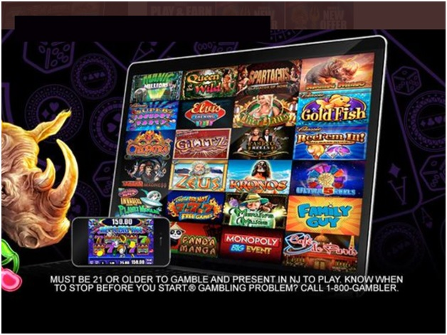 Games to play at Harrahs online casino
