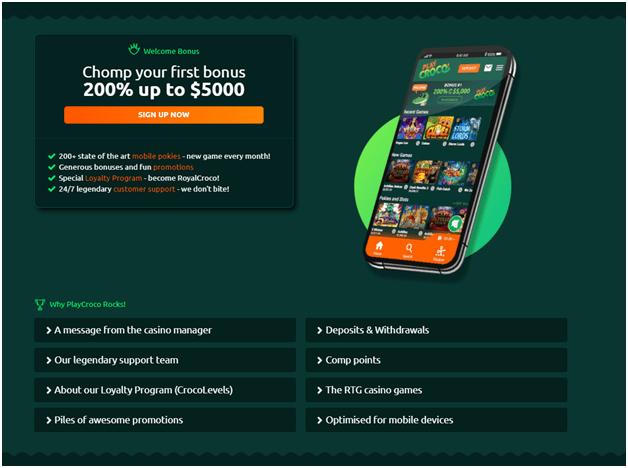 How to Play Jackpot slots at Play Croco casino