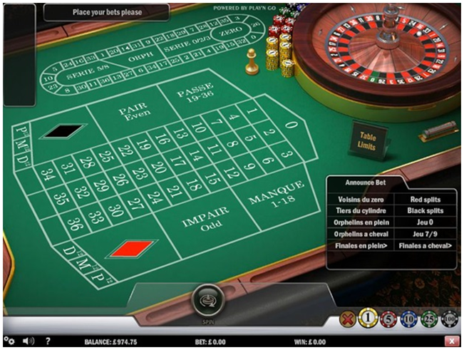 How to beat the game of Roulette at online casinos- Force the Zero