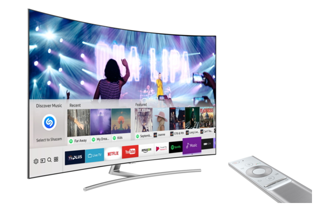 How to set up your Samsung Smart TV?