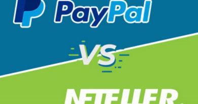 PayPal vs. Neteller – Best Online Casino Banking Methods for 2020
