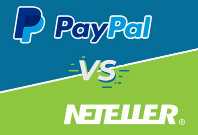 PayPal vs. Neteller – Best Online Casino Banking Methods for 2020
