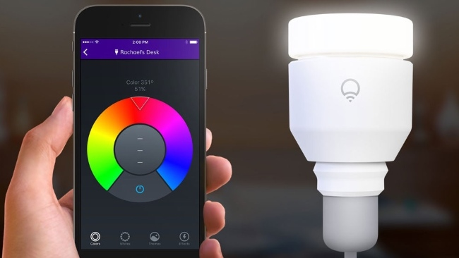 Philips Hue Smart Bulbs