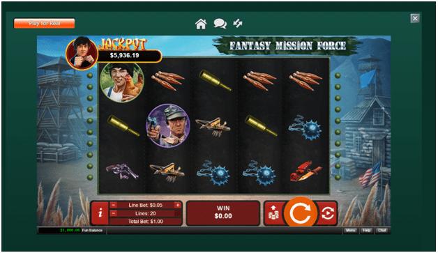 Play Jackpot slots at Play Croco casino