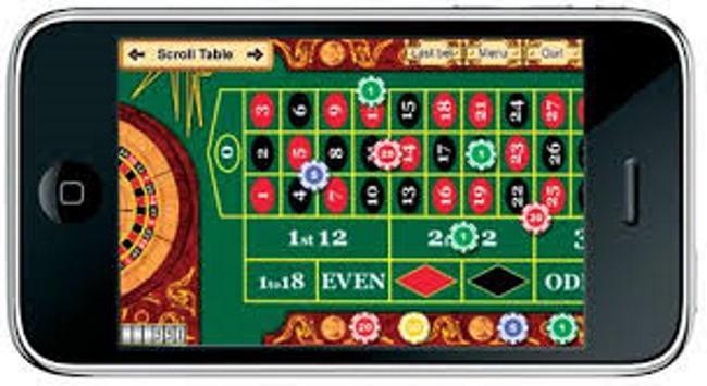 Real money mobile gambling