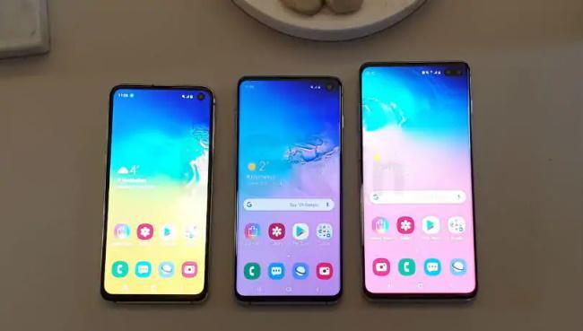 Samsung-Galaxy-S10-Series
