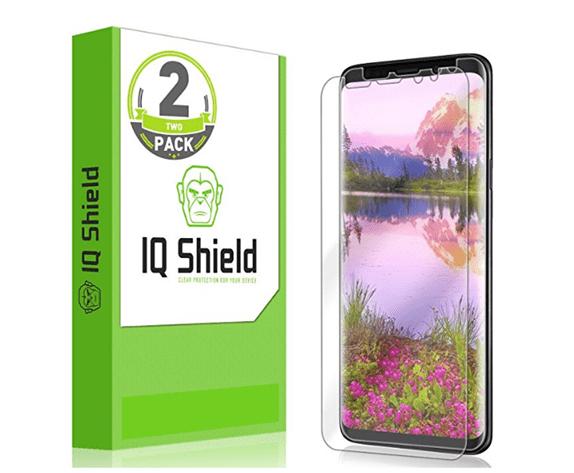 Samsung Galaxy S9 smartphone-IQ Shield