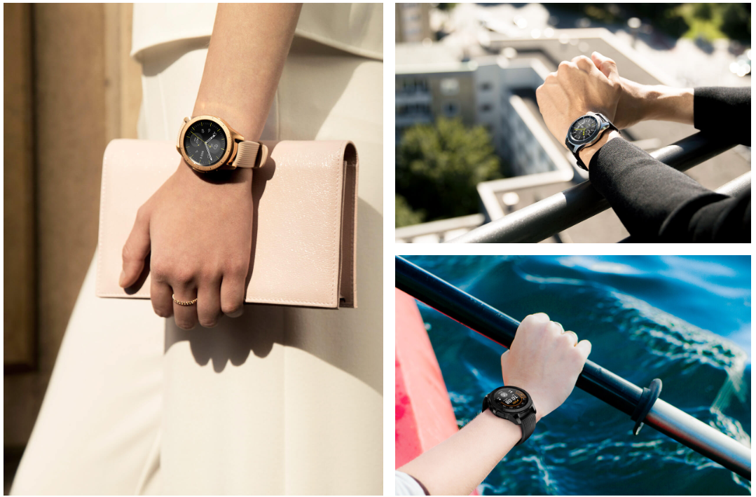 Samsung Galaxy watches