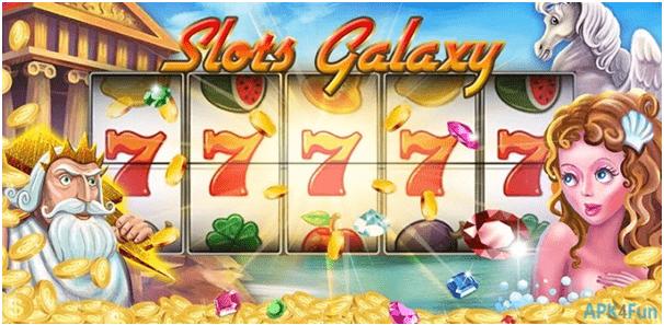 Samsung Slot Galaxy game app