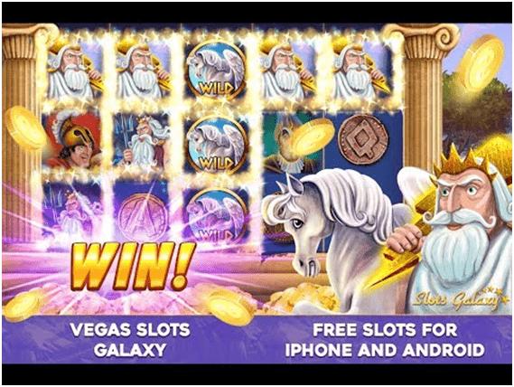 Vegas Slot Galaxy game app