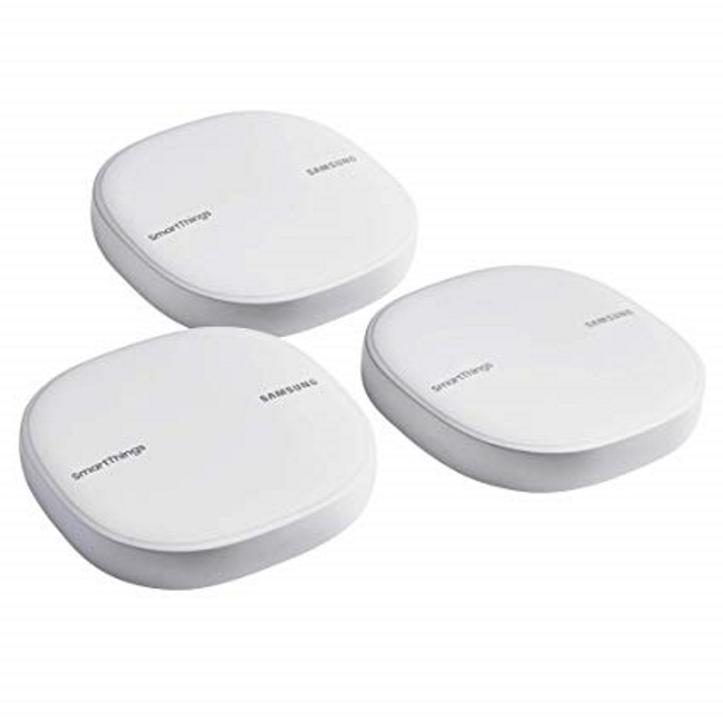 Samsung SmartThings Hub and SmartThing Wi-Fi