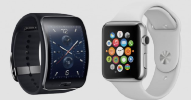 Samsung Gear and Apple Watch