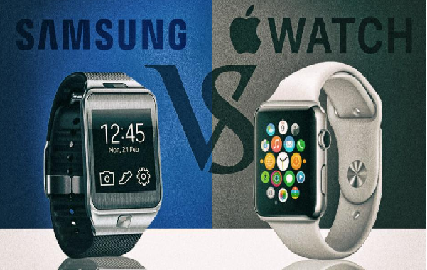 Samsung Watch Vs Apple Watch