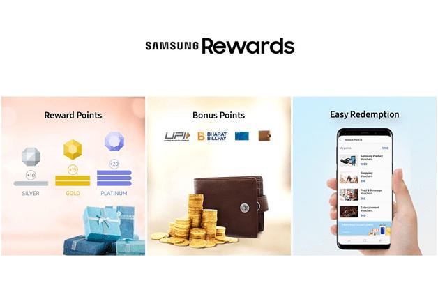 Samsung Tier points