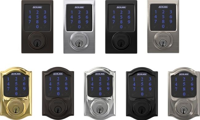 Schlage Connect Doorlock