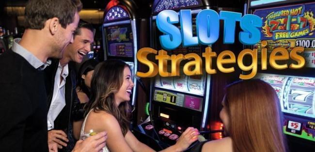 Simple slots strategies