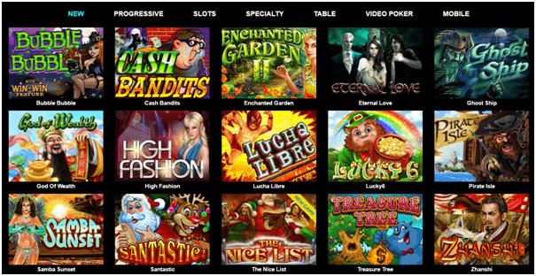 Slotocash Cash Casino- Games to enjoy