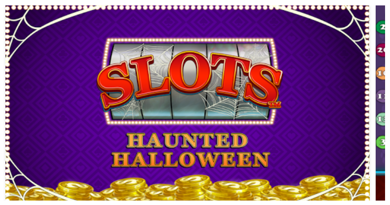 Review of Slots™: Haunted Halloween