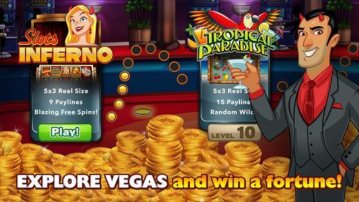 Slots Jackpot Inferno Casino 2