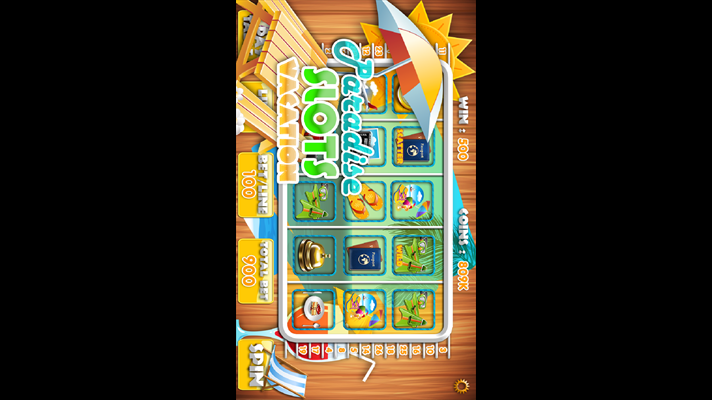 Slots Paradise Vacation 2