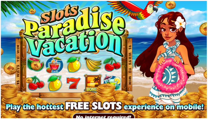 Review of Slots Paradise Vacation