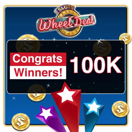 Slots Wheel Deal 2