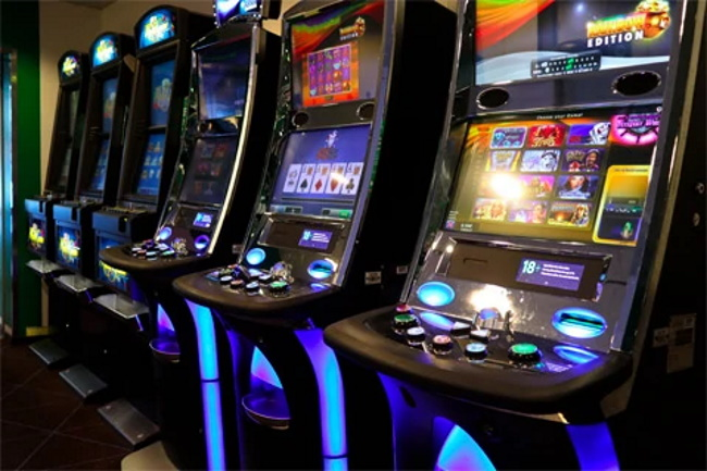 Slots in the American Century