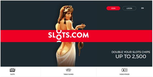 Slots.com casino bonuses