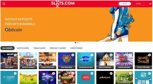 Slots.com casino