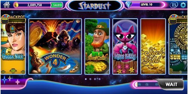 Stardust games