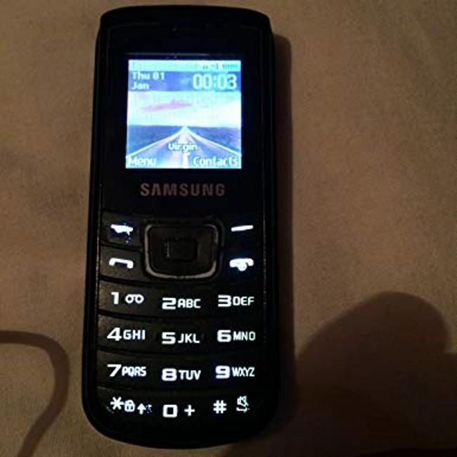 The Best Selling Samsung Mobile Phone is the E1100