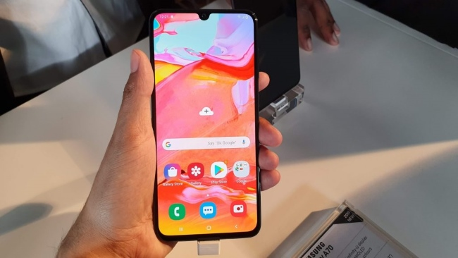 Things to do with Samsung Galaxy A70