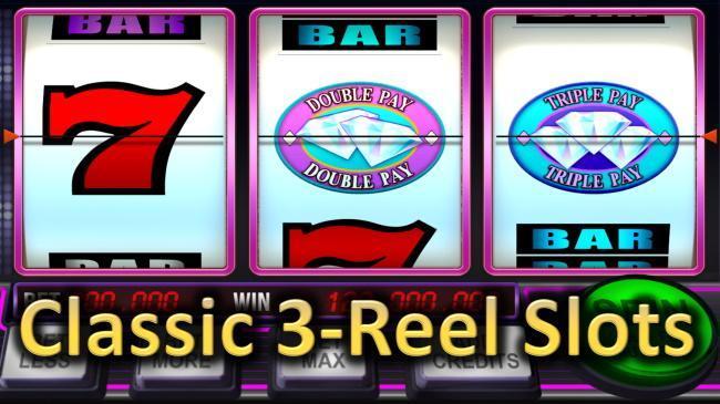 Three-Reel Slots