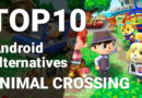 Top 10 Games Similar to Animal Crossing for Android